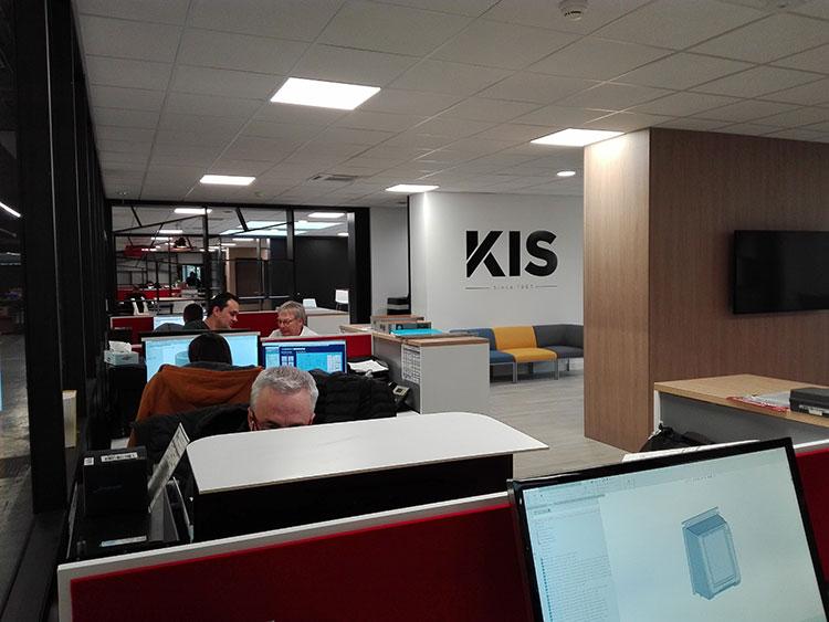 Les installations et les compétences du Groupe KIS